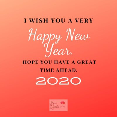 Happy new year 2020 quotes with images