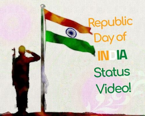 Republic Day of India status video
