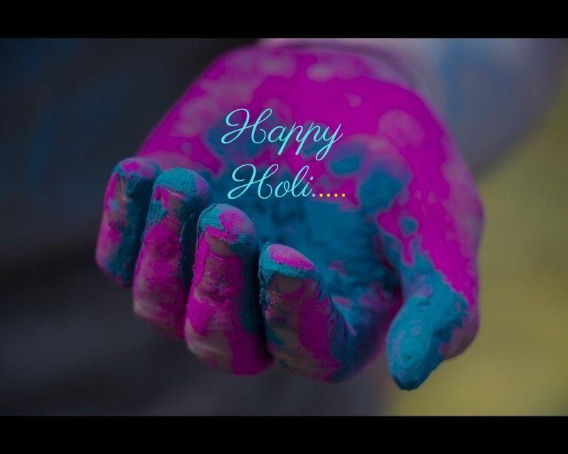 Happy Holi 2020 images